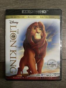 The Lion King (4k Ultra HD, 2018, 2-Disc Set)