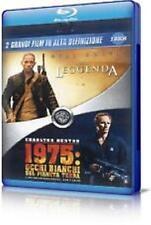Blu Ray IO SONO LEGGENDA + 1975: OCCHI BIANCHI SUL PIANETA TERRA (2 Blu Ray) NEW
