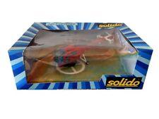 Coffret Alouette 3 Sécurité civile SOLIDO