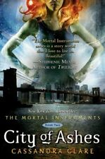 B003R4ZGJ6 City of Ashes (Mortal Instruments)