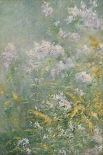 """John Henry Twachtman : """"Meadow Flowers"""" (c.1892) — Giclee Fine Art Print"""
