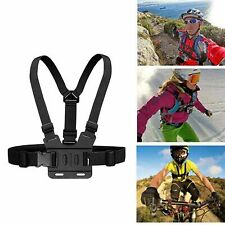 for Gopro Hero 9 Chest Strap Belt Body Tripod Harness Mount Bracket Accessories