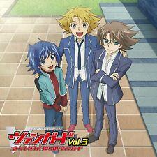 Music Soundtrack Cd Japan anime Cardfight! Vanguard Vol.3