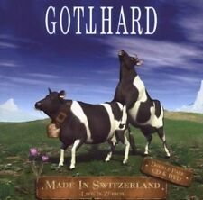 - Made in Switzerland Gotthard CD / DVD JEWEL -