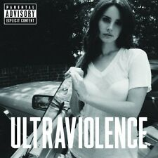 Ultraviolence - Lana Del Rey  Explicit V (Vinyl Used Very Good) Explicit Version