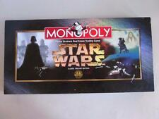 Star Wars Trilogy Monopoly Collectible Tokens & Game Parts sealed 1997