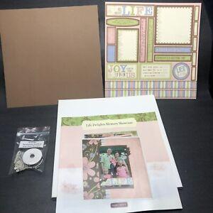 Close To My Heart-Life Delights Memory Showcase Kit Z9030 (2007)