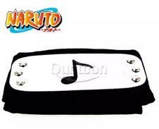 "Naruto Sound Village Otogakure Shinobi Headband Cosplay Anime 37"" US Seller"