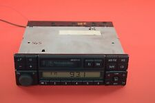 B#4 1996-1999 MERCEDES BENZ E320 CL500 S500 W140 W210 RADIO WITH CODE 0038205986
