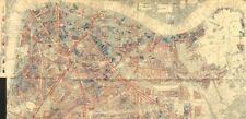 S LONDON Charles Booth poverty map Bermondsey Lambeth Rotherhithe Borough 1902