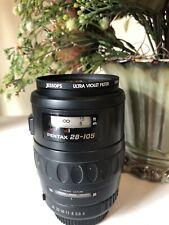 SMC PENTAX- FA 1:4-5.6 28-105 mm -IF- Lense
