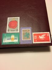 Poland Stamps 1965 Mhm Mix