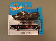 Hot Wheels - Batman: TV Series Batmobile - BNIB