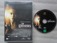 FILM-DVD-THE OTHERS-NICOLE KIDMAN-ALEJANDRO AMENABAR-MOULIN ROUGE-HORROR FILM-_/