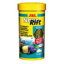 JBL NovoRift 250ml Pour cychlidés granulé Nourriture Bâtons fourragères de bois