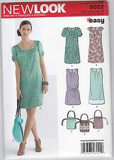 From UK Sewing Pattern Dress 6-16 #6022