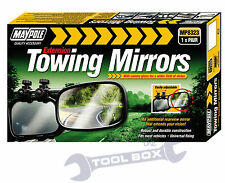 ONE PAIR OF CONVEX EXTENSION TOWING MIRRORS - MP8323