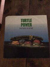"Partners in kryme-Turtle power-1990 12"" single"