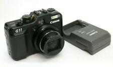 Canon G11 PowerShot 10MP Digital Camera, Excellent Condition