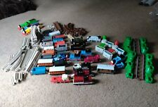 Huge Lot of Thomas the Trains and tracks