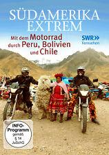 DVD Südamerika Extrem - Mit dem Motorrad durch Peru, Chile, Bolivien