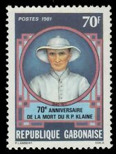 "GABON 475 (MI795) - R.P. Klaine ""Missionary"" (pf54052)"