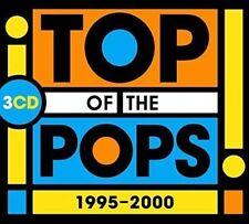 CD de musique compilation t.o.p sur coffret