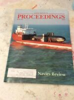 NAVAL INSTITUTE PROCEEDINGS Naval Magazine March 1995