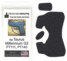 Tractiongrips rubber grip tape overlay for Taurus Millennium G2 , G2C pistols
