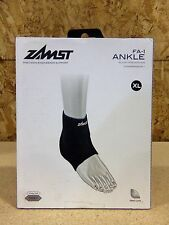 Zamst FA-1 Ankle Brace, Black, XL