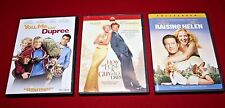 3 KATE HUDSON DVD MOVIES ~HOW TO LOSE A GUY IN 10 DAYS~RAISING HELEN~YOU ME & ..
