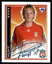 Merlin Premier League 07 Kuyt Liverpool no. 227
