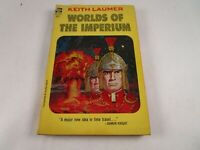 "Vintage ""Worlds of the Imperium"" (Imperium #1) by Keith Laumer PB 1st Ace 1962"