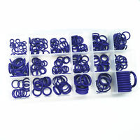 265 Pcs Car Rubber O Ring Seals Washers Gasket Air Conditioning Plumbing For BMW