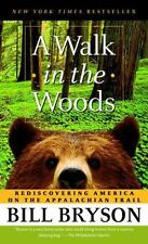 A Walk in the Woods Bill Bryson a paperback book FREE SHIPPING Appalachian Trail
