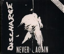Discharge(CD Album)Never Again-Receiver-RRCD 256 Z-UK-1998-New