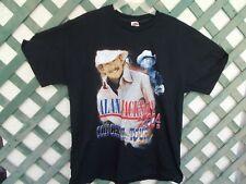 Alan Jackson Concert T Shirt Top Xl Together 2004 Concert Tour New