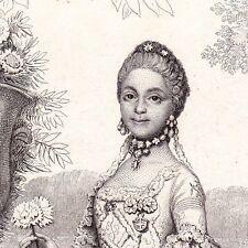 Marie Antoinette Bavière Maria Antonia Walpurgis Symphorosa von Bayern 1839