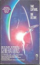 Star Trek: Generations by J.M. Dillard
