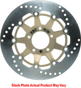 EBC Standard Replacement Front Left Rotor for Honda CB400 T Hawk 1980-1981