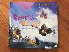 Livre Timbré - Sports de glisse