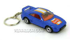 Custom Keychain Toyota MR-2 Rally Getty Blue