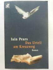 Iain Pears Das Urteil am Kreuzweg Roman Krimi Diana Verlag