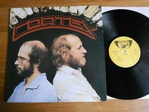 LP CORTEX POURQUOI FUNK SOUL JAZZ ORIGINAL CRYPTO FRANCE 1978