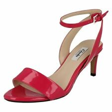 Clarks Ankle Straps Slim Sandals & Beach Shoes for Women