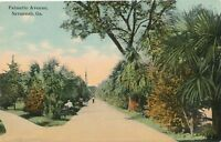 SAVANNAH GA – Palmetto Avenue