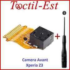 Camera Avant Appareil Photo Pièce Détachée pour Sony Xperia Z3 + Tournevis