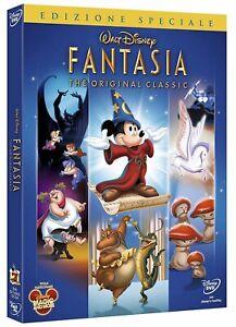 Walt Disney Fantasia The Original Classic Edizione Speciale Film Dvd Collezione