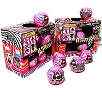 L.O.L. Surprise Lights Glitter Doll 8 Surprises Black Light Surprise Collection