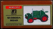 Hauler Models 1/87 SVOBODA ROAD TRACTOR Resin and Photo Etch Kit